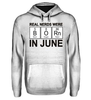 Periodic Elements - BORN june black