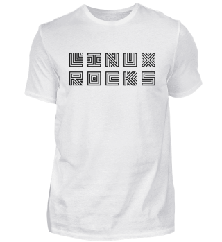 Linux T-Shirt - The perfect gift.