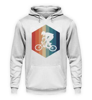 BMX Racer | Vintage Hexagon