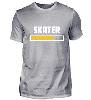 Skater Installing T-Shirt