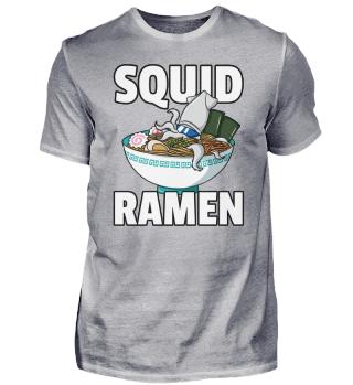 Squid Noodle Ramen Squid Noodle Ramen