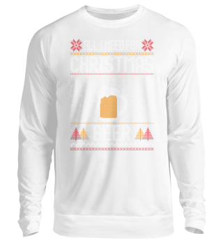 All I need for Christmas is beer