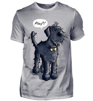 Riesenschnauzer - Hund