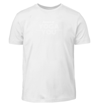 Kinder T-shirt Namasté @ Yoga You