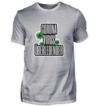 Corona Virus Überlebender