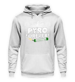 Pyro Forever Silvester Feuerwerk