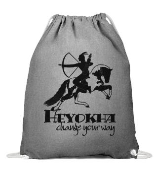 Heyokha Horse Riding - Change Your Way 1
