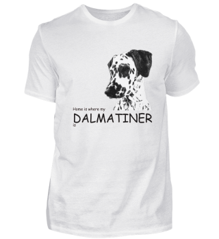 Home is where my Dalmatiner is - Herren