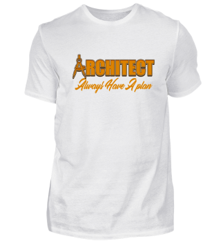 Architect architecture blueprint gift