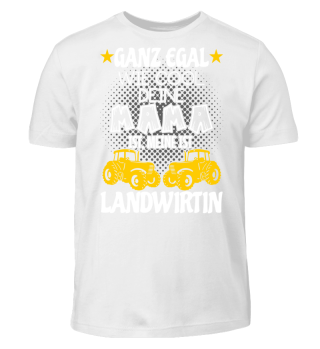 Kinder Shirts - Mama Landwirtin