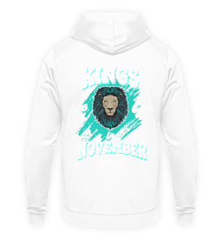 Kings are born in november year edition
