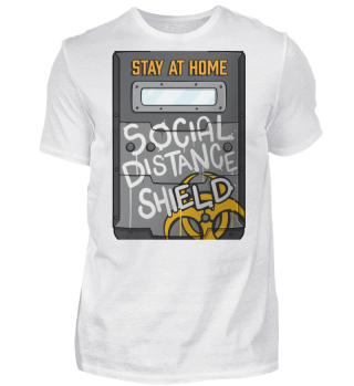 Social Distance Shield
