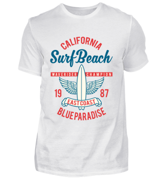 California Surf Beach