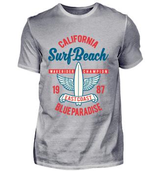 California Surf Beach
