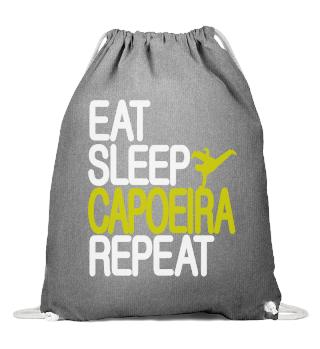 Eat Sleep Capoeira Repeat Gift