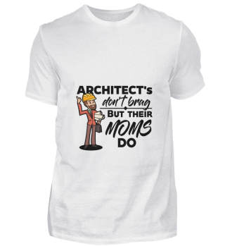 D001-0111B Proud Architect Architekt - T