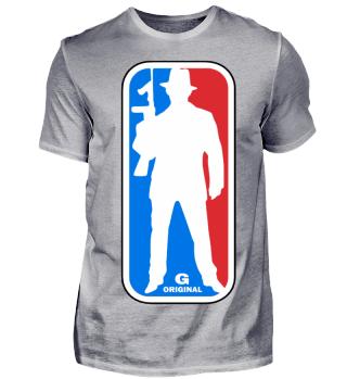 Herren Kurzarm T-Shirt G Original Ramirez