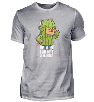 Kaktus Kostum, nicht umarmen