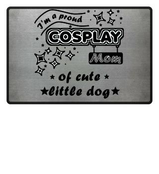 Cosplay Mom Of Cute Dog I Manga Anime