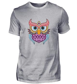 Owl nocturnal eagle owl birds barn owl