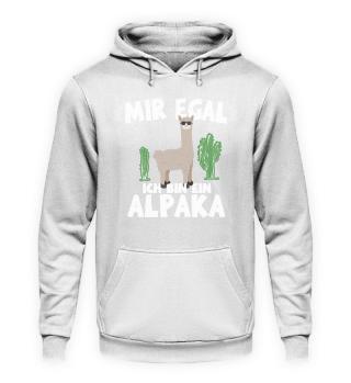 Alpaka Tier · Mir egal