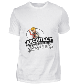 D001-0243A Proud Architect Architekt - A
