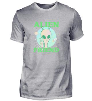 Alien Friend