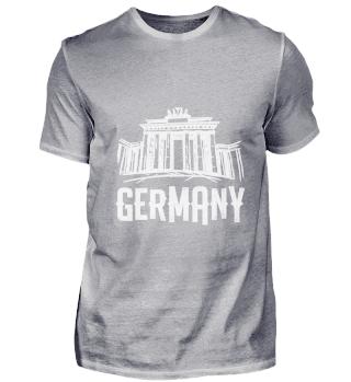 Germany Brandenbuerger Tor Berlin