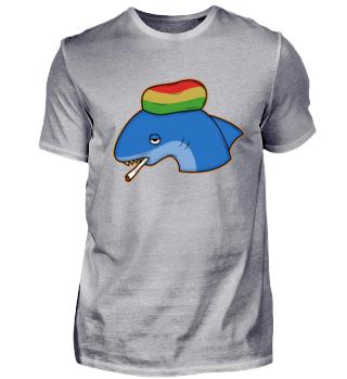 Reggae whale