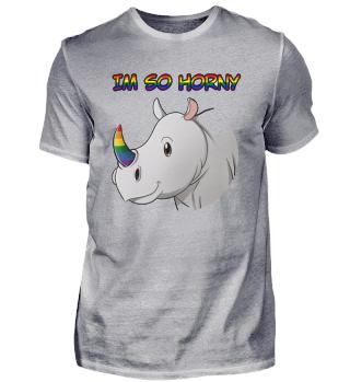 The Horny Rhino