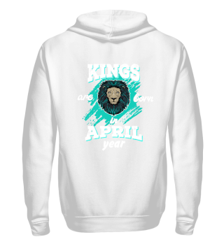 Kings are born in april year edition