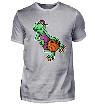 Basketball Geschenk Ball Korb Sport