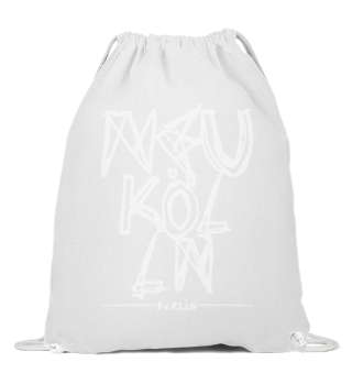 Neukölln - Berlin - Drawstring Bag