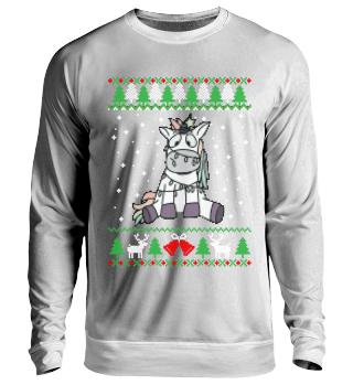 Ugly Christmas Sweater - UNIBAUM