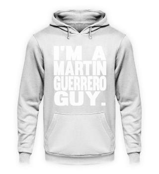 Martin Guerrero Guy