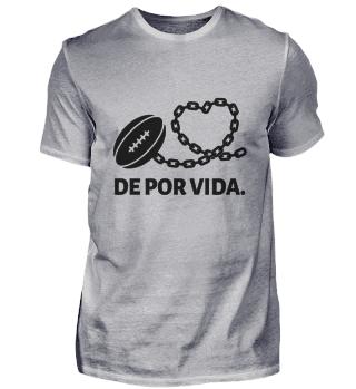 Rugby - lebenslänglich (spanisch)