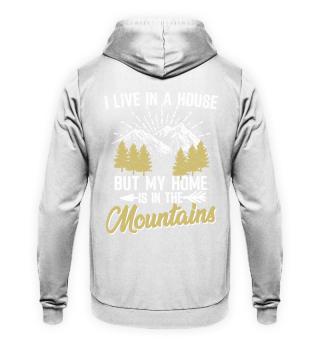 Mountain hiking - My home