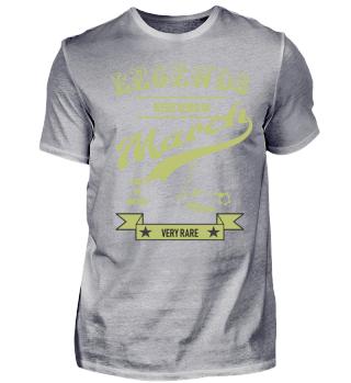 Geburtstag T-Shirt Legends März Fische
