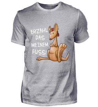 Cooles freches Lässiges Känguru Geschenk