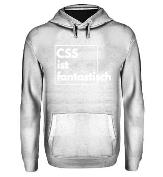 Programmierer - CSS ist fantastisch