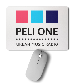 PELI ONE Logo-Mouse Pad