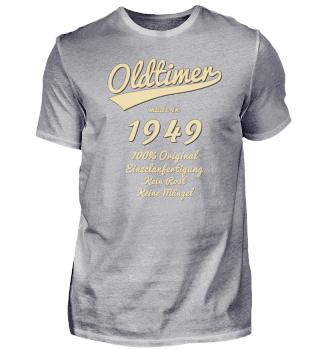 Oldtimer made in 1949