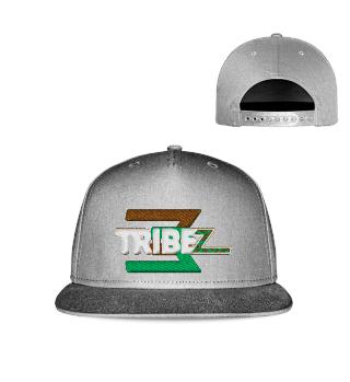 TRIBEZ Cap-Snapback_XL LOGO