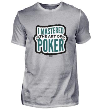Poker Kunst Spiel Geld Pot Geschenk