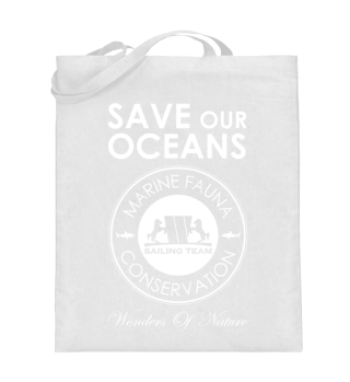 Save Our Oceans Shopping Bag