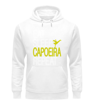 Eat Sleep Capoeira Repeat Gift