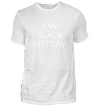 I AM BLACK HISTORY MONTH AFRICAN HEROES