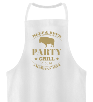 ☛Partygrill · American BBQ #2G