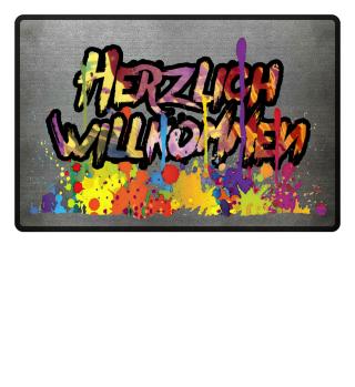 Crazy Slashes I - Herzlich Willkommen