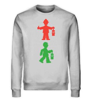 Bio-Sweatshirt – Bergmannsampel